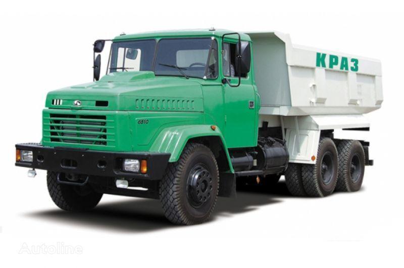 camion ribaltabile KRAZ 6510 tip 2