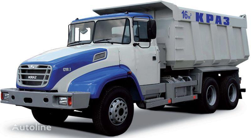 camion ribaltabile KRAZ S18.1 nuovo