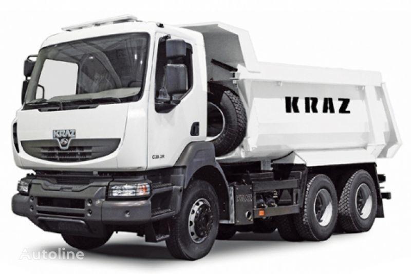 camion ribaltabile KRAZ S20.2R