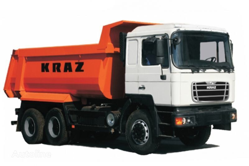 camion ribaltabile KRAZ S20.2M