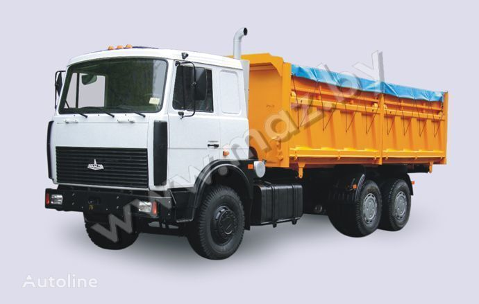 camion ribaltabile MAZ 5516 A8 nuovo