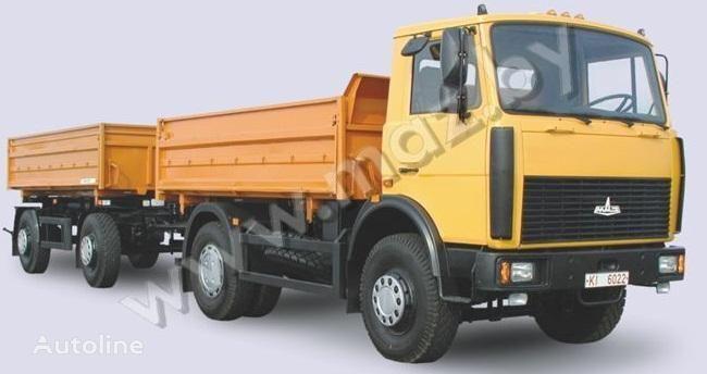 camion ribaltabile MAZ 5551 nuovo