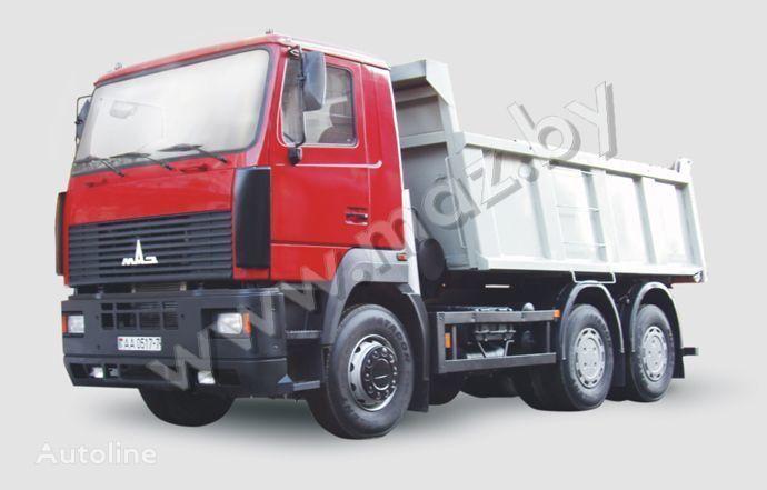 camion ribaltabile MAZ 6501 avtopoezd