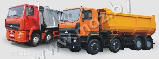 camion ribaltabile MAZ 6516A8 nuovo
