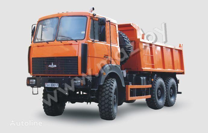 camion ribaltabile MAZ 6517 Polnoprivodnyy