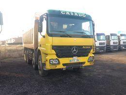 camion ribaltabile MERCEDES-BENZ actros 4144 K