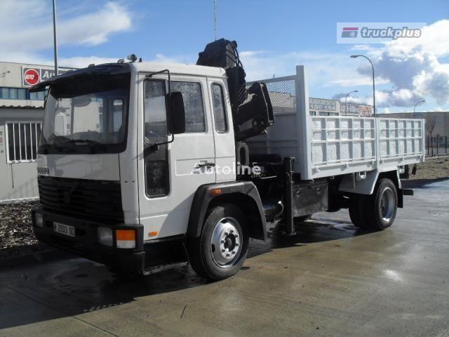 camion ribaltabile VOLVO FL 614 180