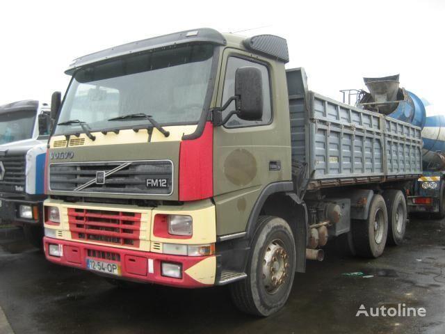 camion ribaltabile VOLVO FM12