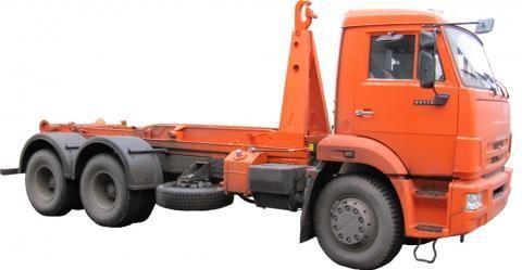 camion scarrabile KAMAZ KO-452-13