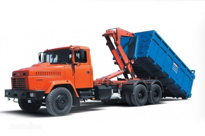camion scarrabile KRAZ 65053 MPR-1