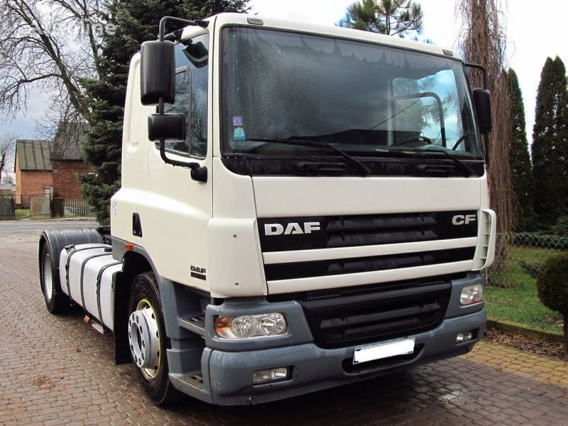 camion telaio DAF CF 75.360 4x2 CHASSIS 4.0m PERFECT CONDITION