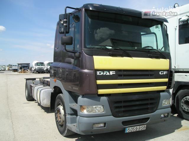 camion telaio DAF FA 85 CF 340