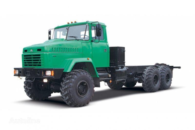 camion telaio KRAZ 6322