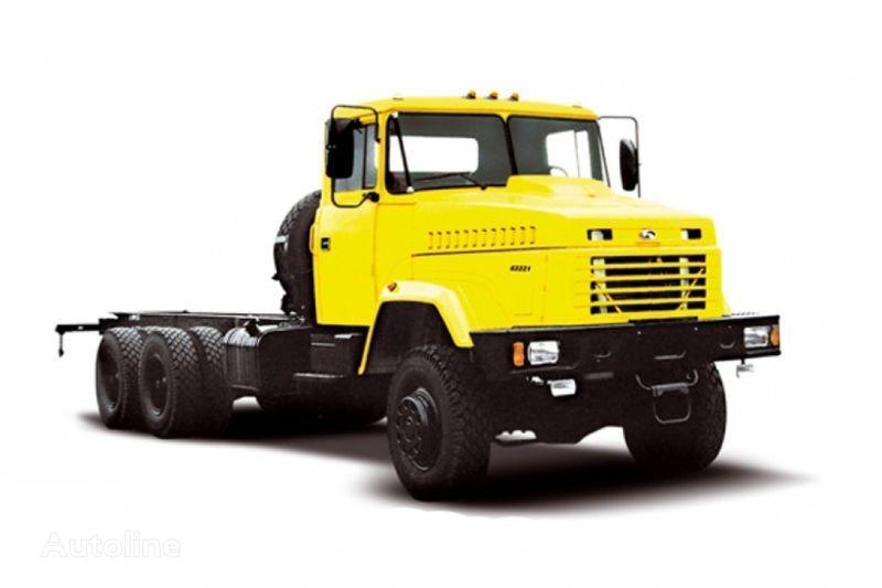 camion telaio KRAZ 63221 tip 2