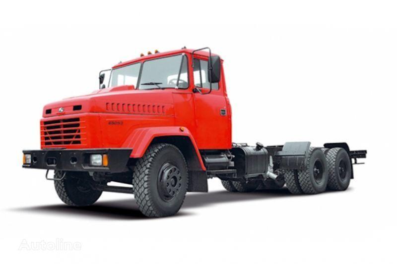camion telaio KRAZ 65053
