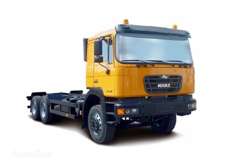 camion telaio KRAZ H23.2M