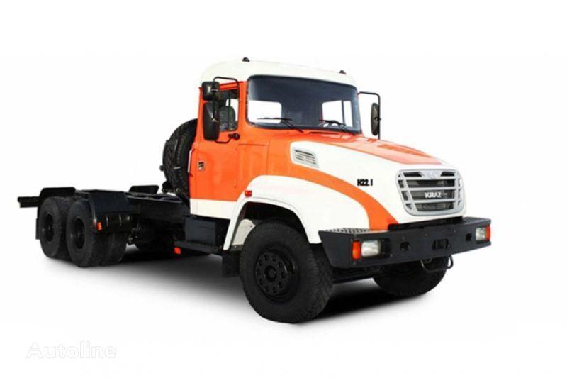 camion telaio KRAZ N22.1