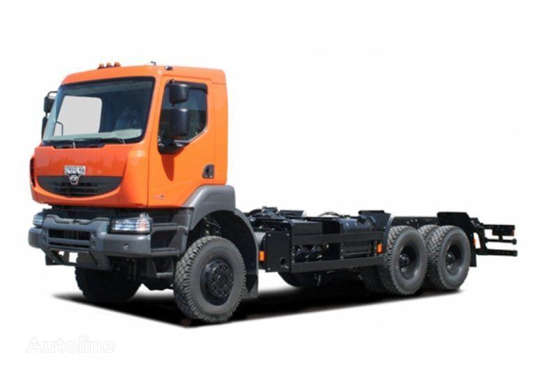 camion telaio KRAZ N22.2RX