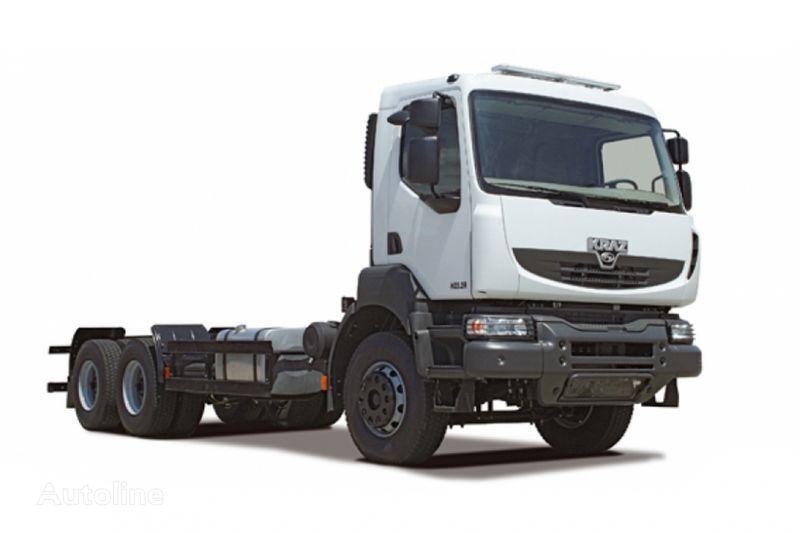 camion telaio KRAZ N23.2R