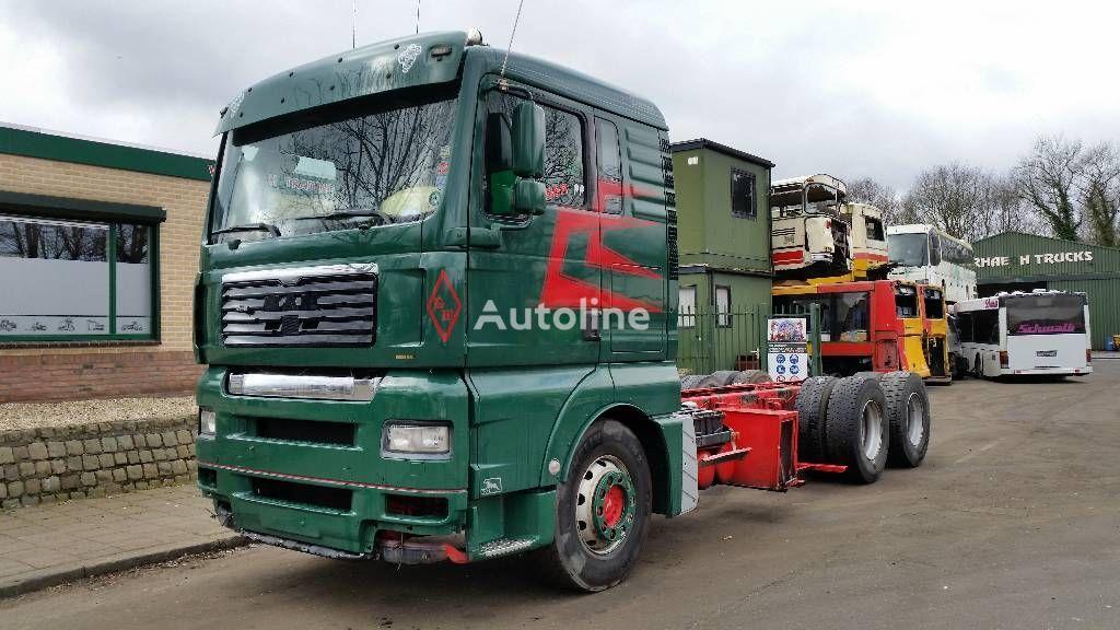 camion telaio MAN TGA 28.480