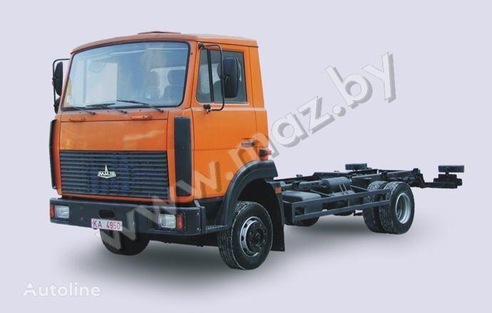 camion telaio MAZ 4370