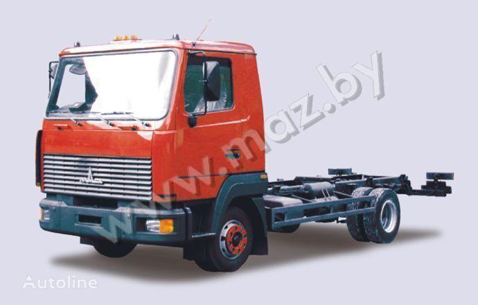 camion telaio MAZ 4371