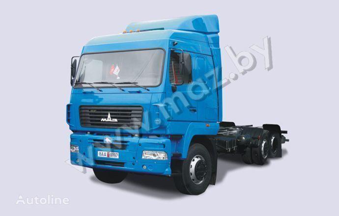 camion telaio MAZ 6310
