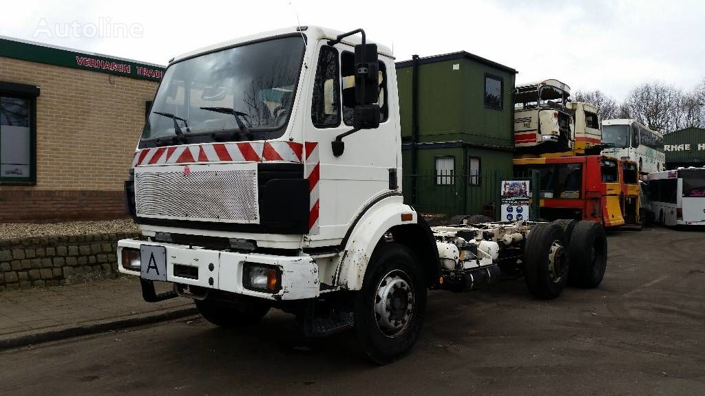 camion telaio MERCEDES-BENZ 2524 L