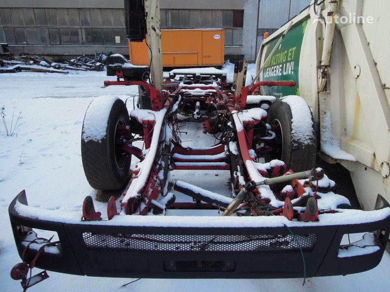 camion telaio MERCEDES-BENZ 2628
