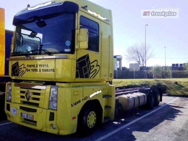 camion telaio RENAULT MAGNUM 440