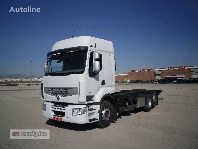 camion telaio RENAULT PREMIUM 450
