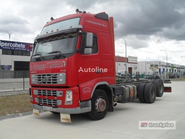camion telaio VOLVO FH 12 .460 GLOBE