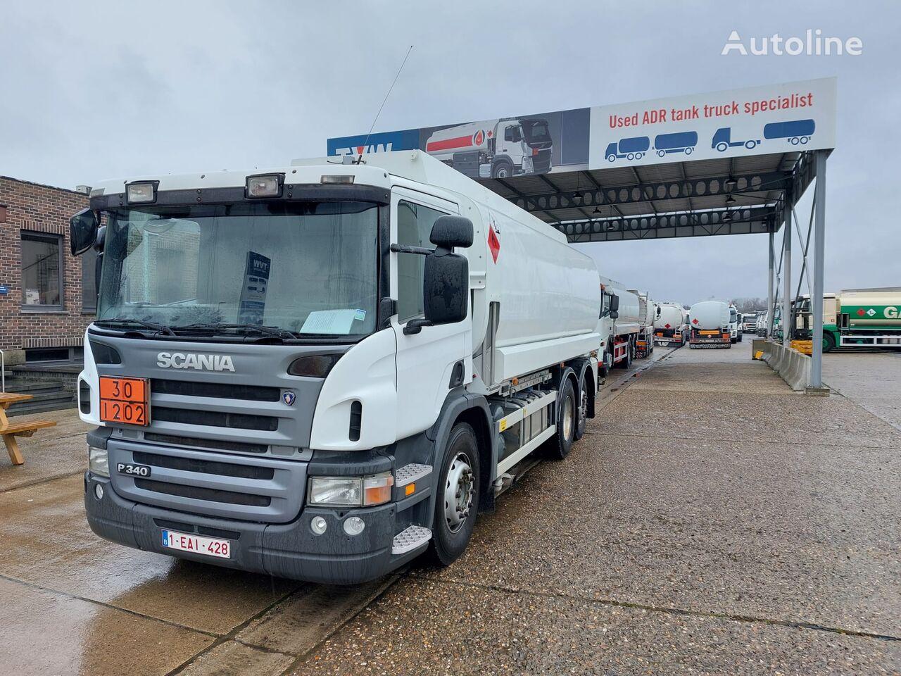 camion trasporto carburante SCANIA