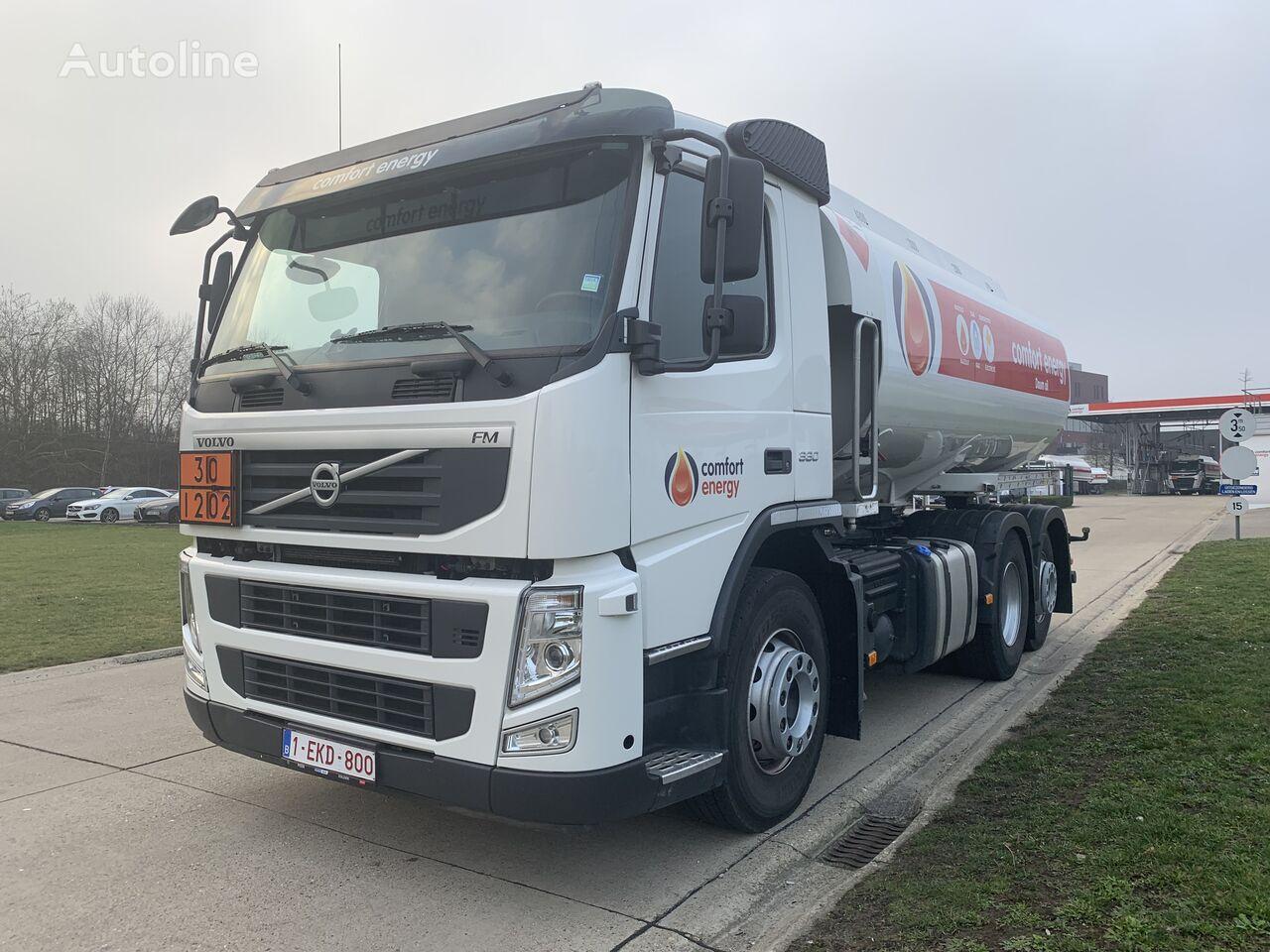 camion trasporto carburante VOLVO