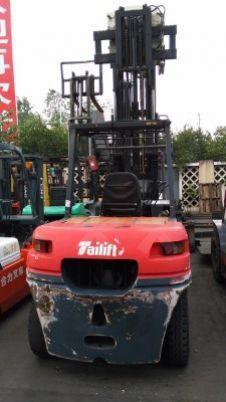 carrello elevatore TAILIFT 5 ton