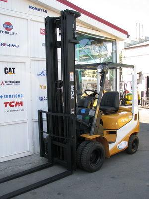 carrello elevatore TCM FG10C19