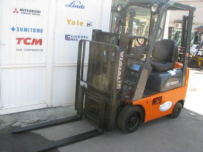 carrello elevatore TOYOTA 7FGCU15