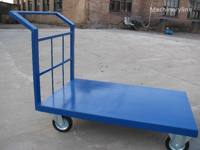 carrello transpallet manuale Telezhka platformennaya RT-160