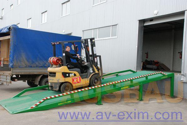 rampa mobile AUSBAU AUSBAU-ST Fixed ramp , Stacionarnaya rampa , Dock ramp , laadbrug nuovo
