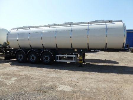 cisterna alimentare SANTI-MENCI (ID-) pishchevaya cisterna 3 kamery SANTI-MENCI nuova
