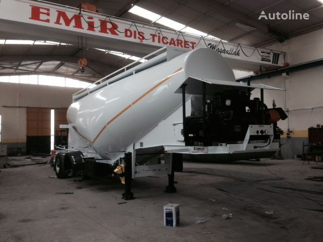 cisterna di cemento EMIRSAN Direct from Factory Customized Cement Tankers , Brand NEw