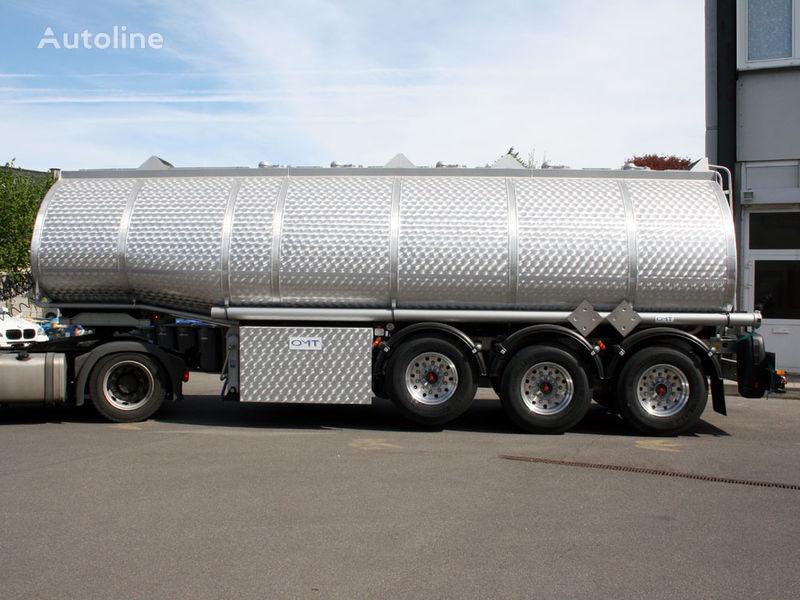 cisterna per GSM OMT fuel/benzin/diesel 25000 - 50000 Ltr nuova