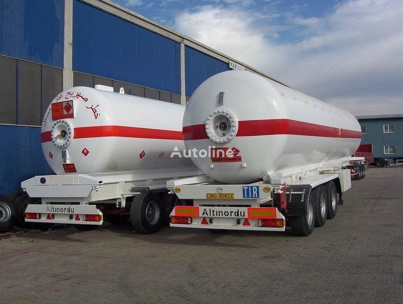 cisterna per gas ALTINORDU 2017 NEW  LPG GAS TANK nuova