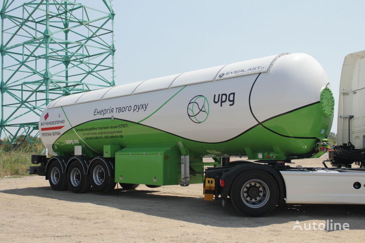 cisterna per gas EVERLAST LPG nuova