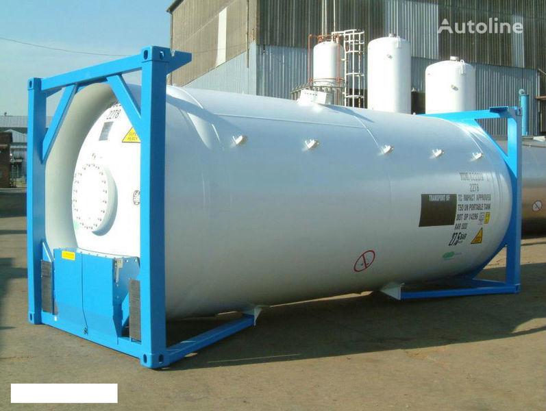 cisterna per gas GASCON   20 FT