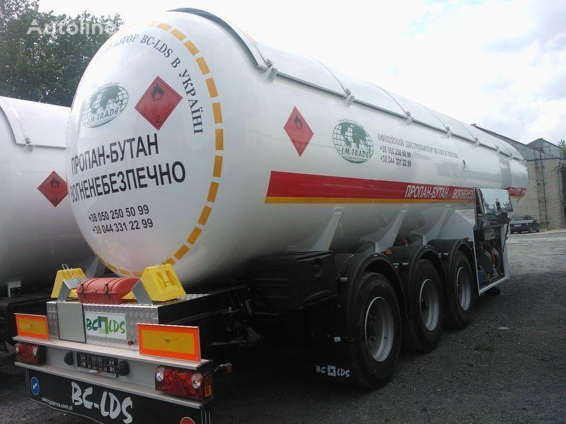 cisterna per gas LDS NCG-46 nuova