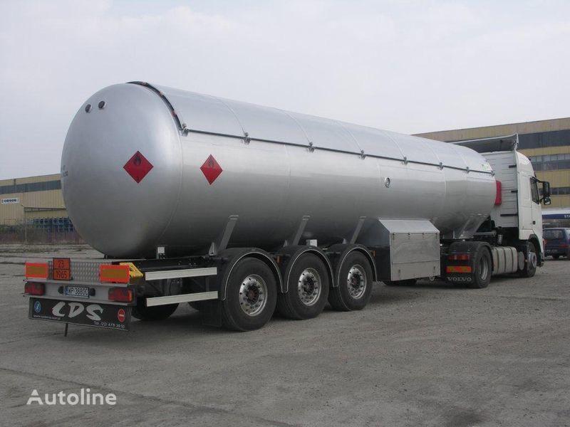 cisterna per gas LDS NCG-48 nuova