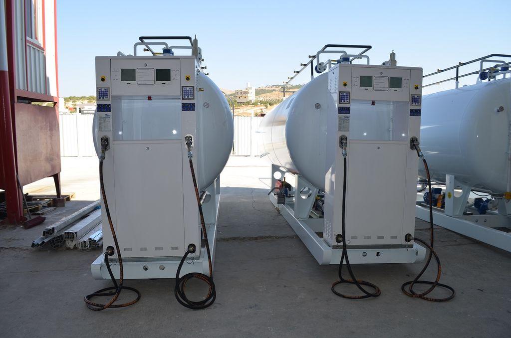 cisterna per gas YILTEKS LPG skid Tank nuova