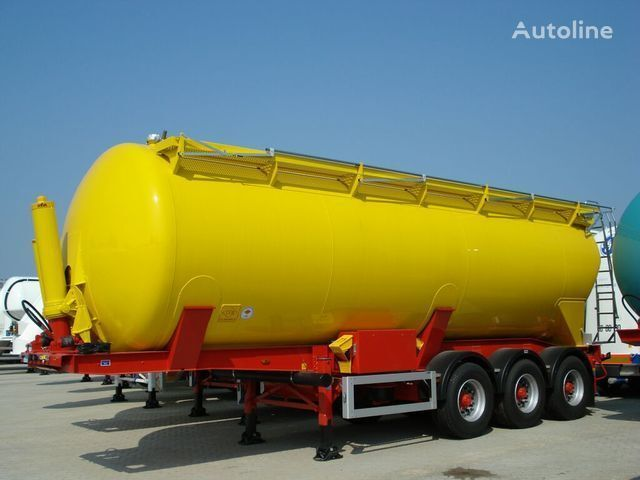 cisterna silo FELDBINDER KIP 45 nuova