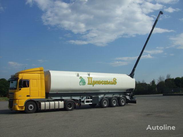 cisterna silo PEZZAIOLI SCT63N nuova